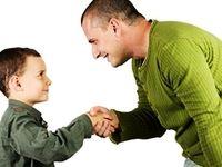 دردسرسازی پدران برای بچهها!