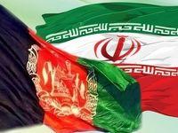 افغانستان از چابهار کالا صادر میکند