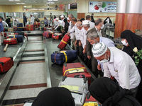 حجاج کدام استانها از فرودگاه امام خمینی(ره) اعزام میشوند؟