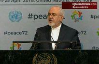 ظریف: ایران همواره گفت و گوی منطقه ای را پیشنهاد داده است