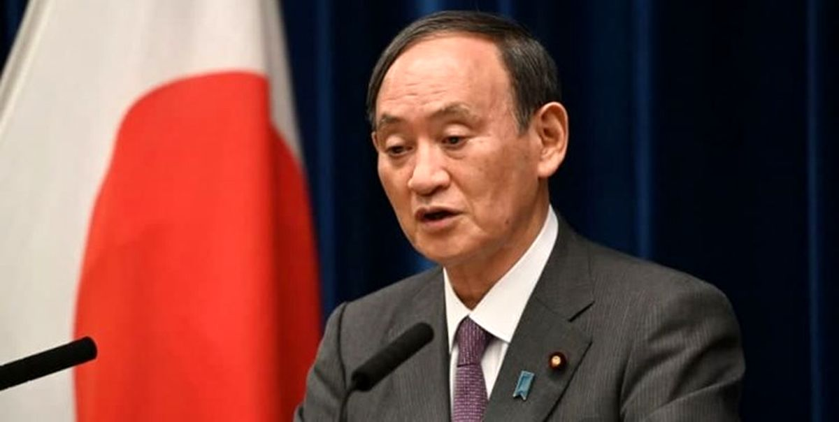 نخست وزیر ژاپن کناره گیری می کند