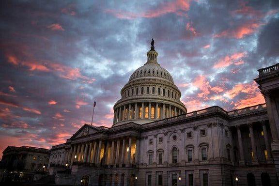تصویب طرح نیم تریلیون دلاری برای جبران خسارات در کنگره آمریکا
