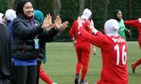 گزارش گاردین از شرایط فوتبال بانوان در ایران