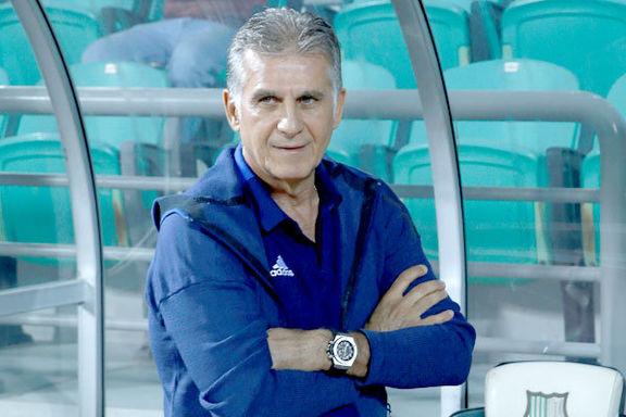 جلسه مسئولان فدراسیون فوتبال کلمبیا با کیروش در امارات؟