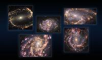 لحظه حیرت انگیز تولید یک ستاره + عکس