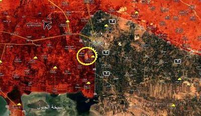سه منطقه جدید در شرق استان حلب آزاد شد