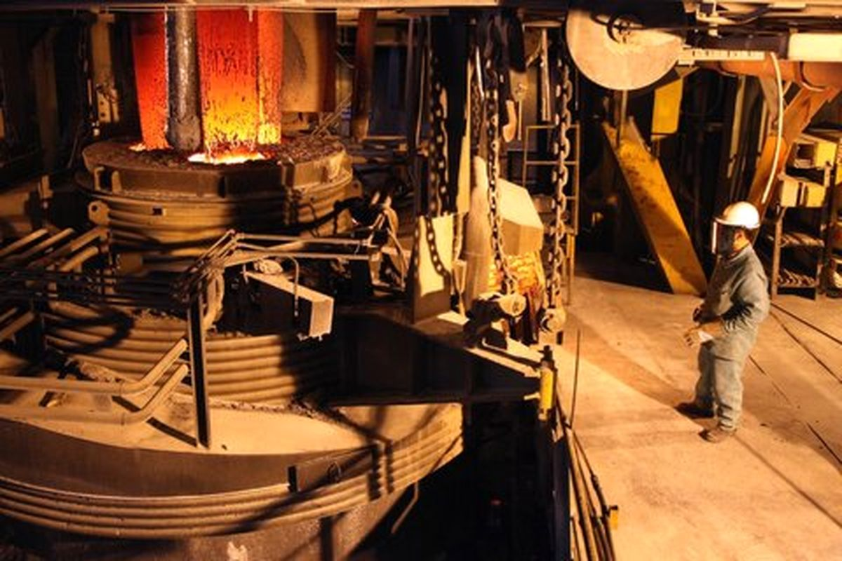 افزایش ۷۰درصدی تولید محصولات در واحد استراتژیک RH-Top فولاد مبارکه