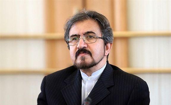 سفیر ایران در فرانسه: این روزها نیز میگذرد!