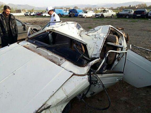 تصادفات رانندگی علت ۲۰ درصد بیسرپرستیها
