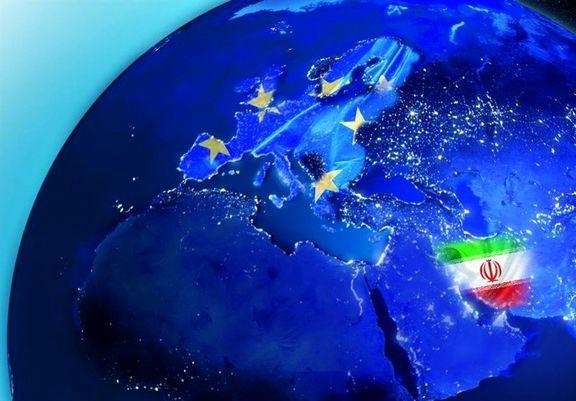 واردات اروپا از ایران یکدوازدهم شد