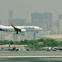 نخستین پرواز تجاری مستقیم از دبی به تلآویو انجام شد