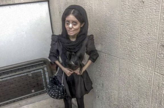 رونمایی از چهره واقعی سحر تبر در دادگاه +عکس