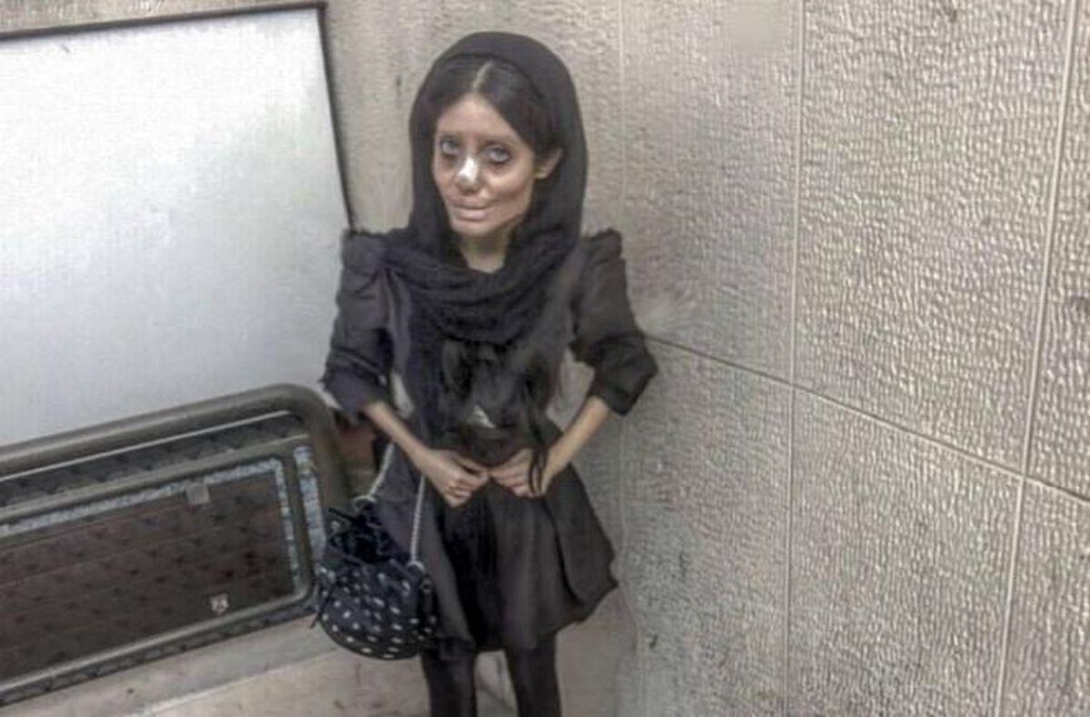انتشار چهره واقعی سحر تبر برای اولین بار! +عکس