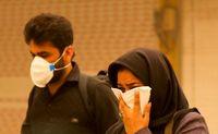 احتمال وقوع گرد و خاک در تهران