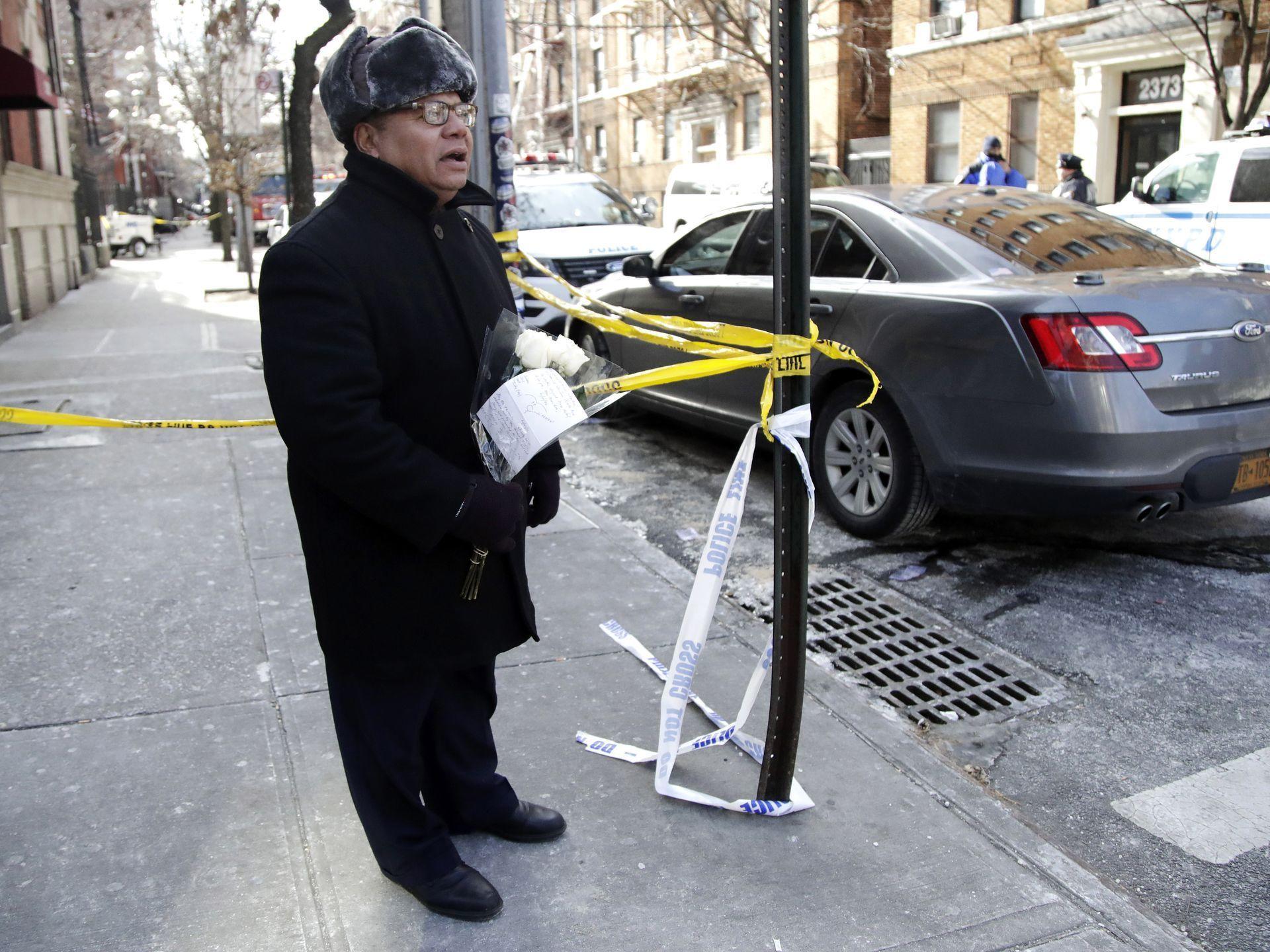 کشته شدن 12 نفر در آتش سوزی آپارتمانی در نیویورک