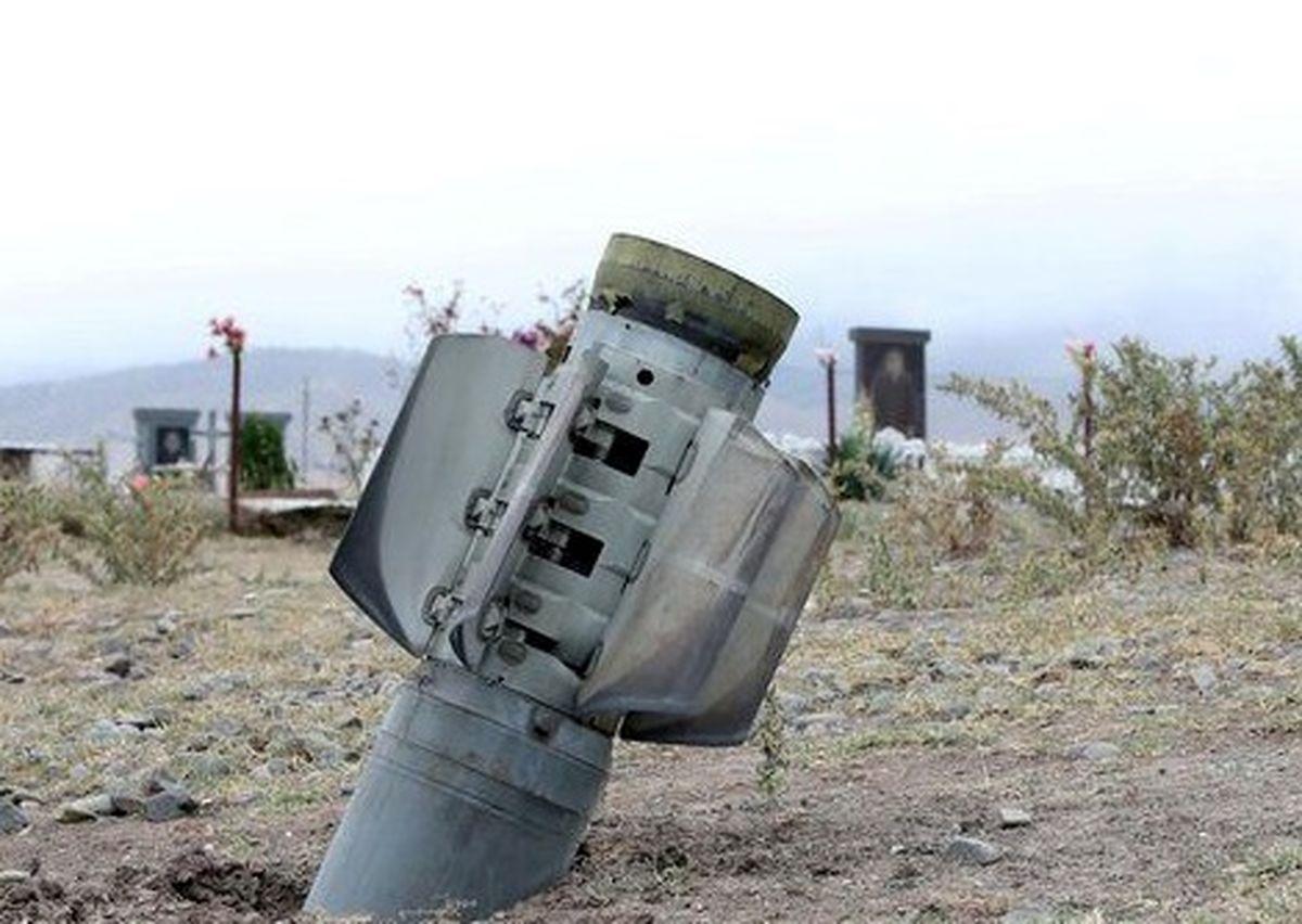 اصابت ۱۰فروند موشک به روستاهای خداآفرین