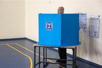 اسراییلیها پای صندوق رای +تصاویر
