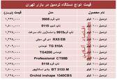 قیمت پرفروشترین انواع تردمیل در بازار +جدول