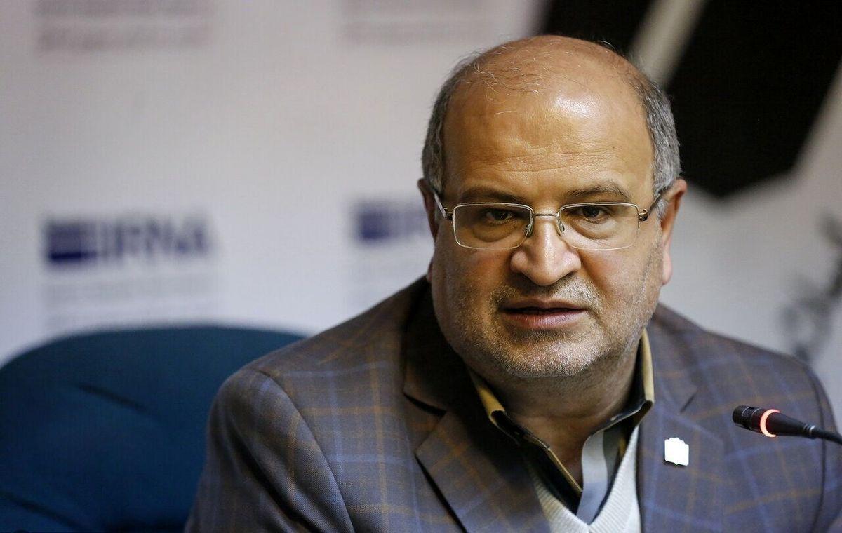 شرایط کرونا در تهران همچنان ناپایدار است