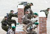 تکاوران ارتش و سپاه در مسابقات نظامیان جهان +عکس