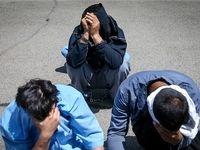 دستگیری اعضای باند سرقت منازل غرب تهران