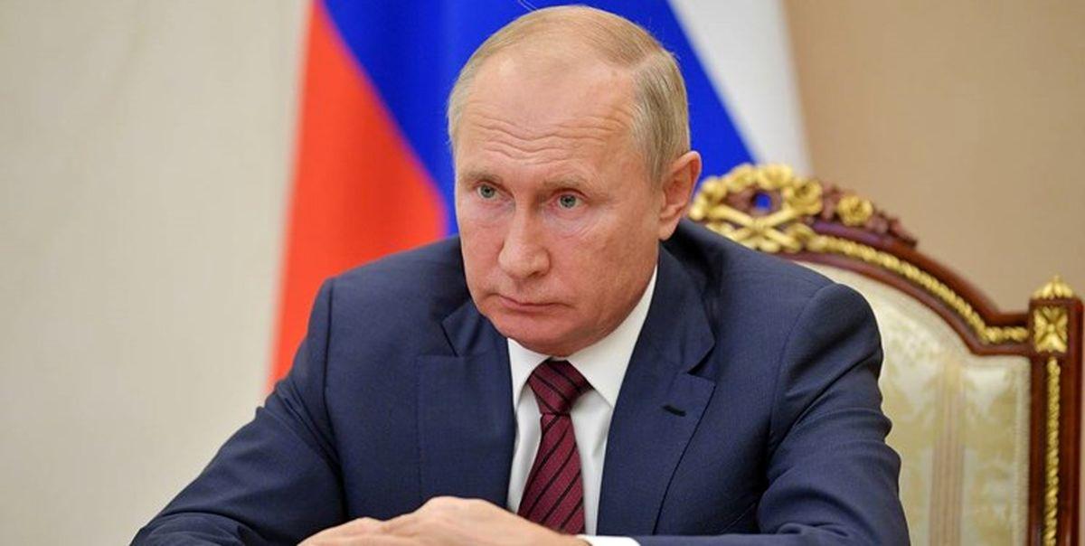 پوتین احتمال مداخله مسلحانه روسیه در افغانستان را رد کرد