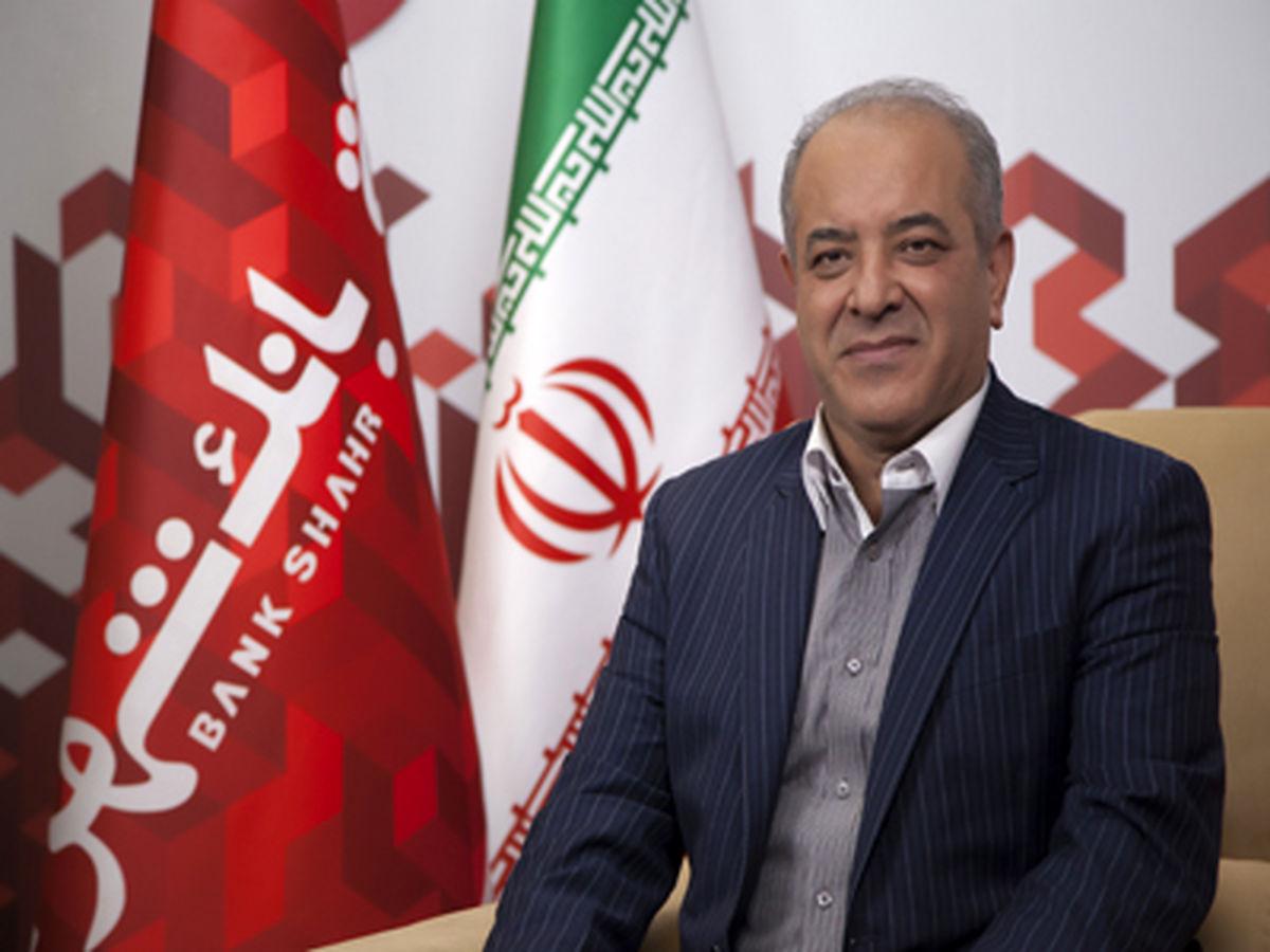 تبریک مدیرعامل بانک شهر به مناسبت روز شوراها