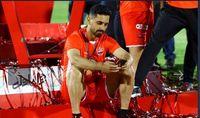 عالیشاه و تنهاییهایش در جشن قهرمانی پرسپولیس