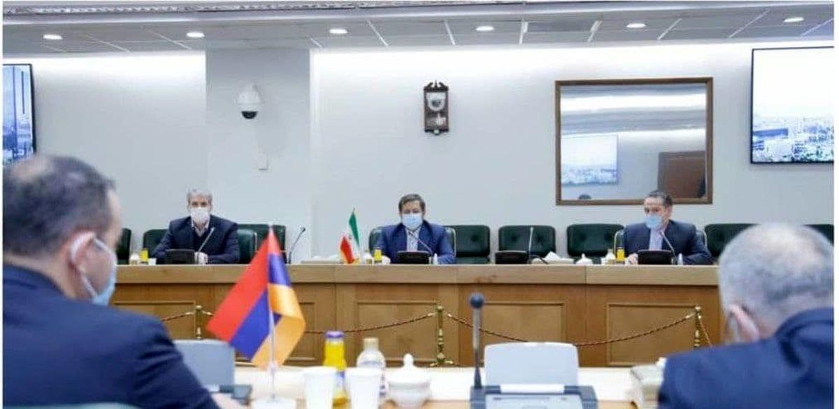 توسعه ظرفیتهای همکاری منطقهای در اولویت است/ حجم تجارت بین ایران و ارمنستان افزایش مییابد