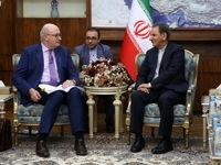ایران شریک بسیار معتبری برای اتحادیه اروپا است/ استقبال ایران از سرمایهگذاری اتحادیه اروپا در منطقه
