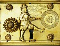 قدیمیترین قفل جهان! +عکس