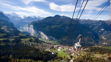 Lauterbrunnen Valley_ Switzerland