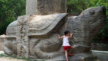 راز قبرهای شبیه به لاک پشت در کشورهای آسیایی شرقی +عکس