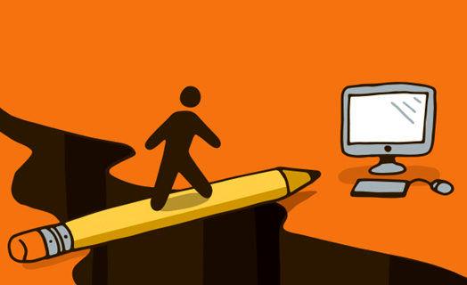 شکاف دیجیتالی و ایجاد عقب ماندگی  در میزان رفاه