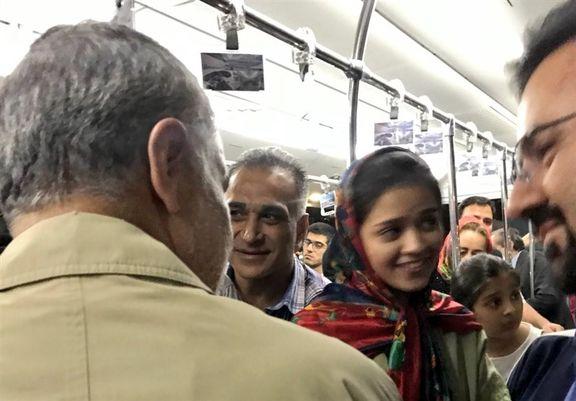 گفتوگوی بیواسطه سردار سلیمانی با مردم +عکس