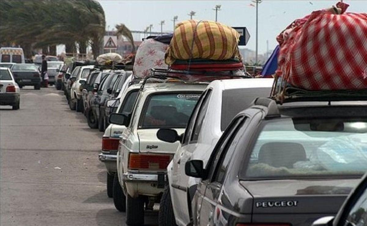 مسافران نوروزی از مراکز اقامتی استقبال نکردند