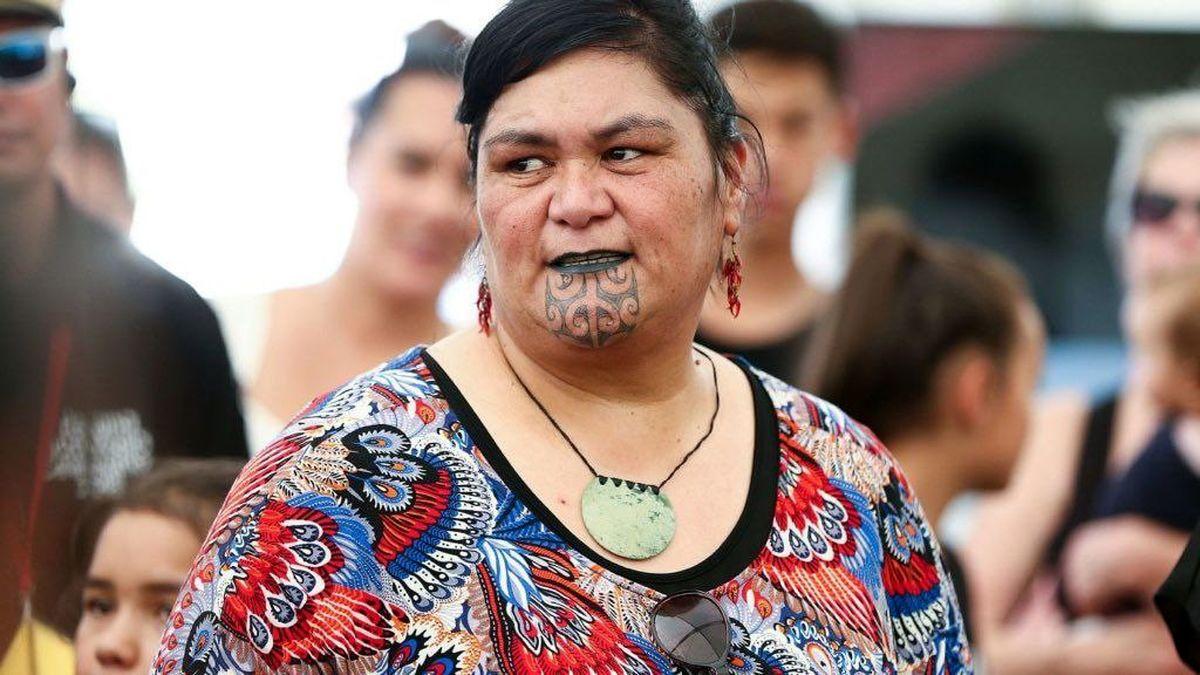 یک زن بومی وزیر امور خارجه نیوزیلند شد +عکس