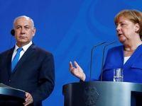 ماموریت ضدبرجامی نتانیاهو در برلین ناکام ماند