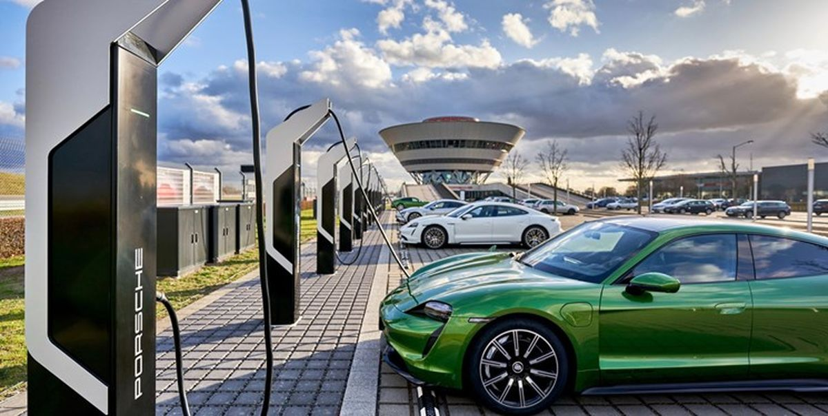 قمار چینی در خودروهای برقی