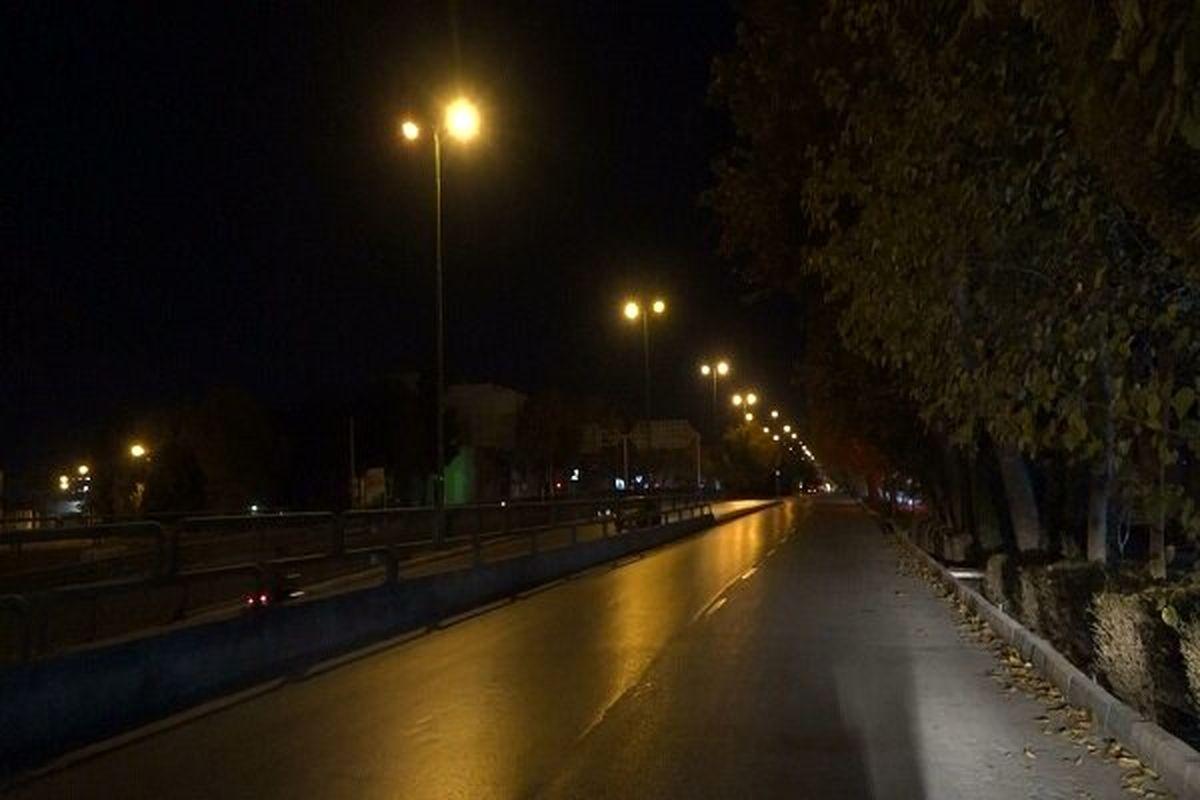 تردد شبانه در تمامی شهرها ممنوع است