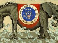 الاغ دموکراتها و فیل جمهوریخواهان از کجا آمده است؟