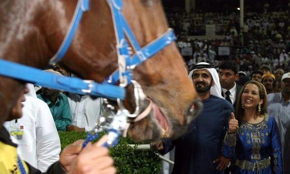 افشای رازهای زندگی حاکم دبی توسط همسرش +عکس