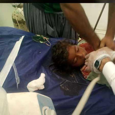 مرگ یسنا کوچولو بر اثر غرق شدن در رودخانه+عکس