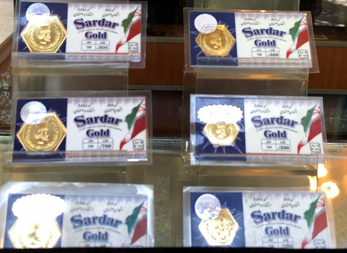 طلا و سکه ارزان شد/ بازگشت اونس به شاخص ۱۴۰۰دلار
