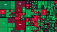 نمای پایانی بورس امروز/ در نیمه دوم بازار، شاخص هموزن گوی سبقت را از شاخص کل ربود
