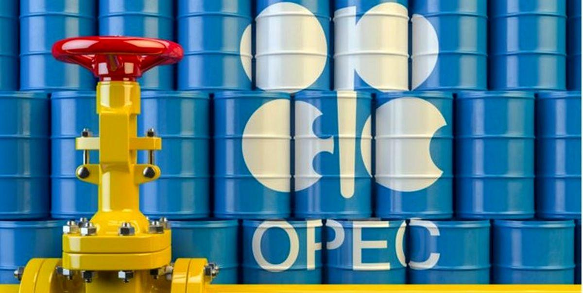 سبد نفتی اوپک در مرز ۴۹دلار
