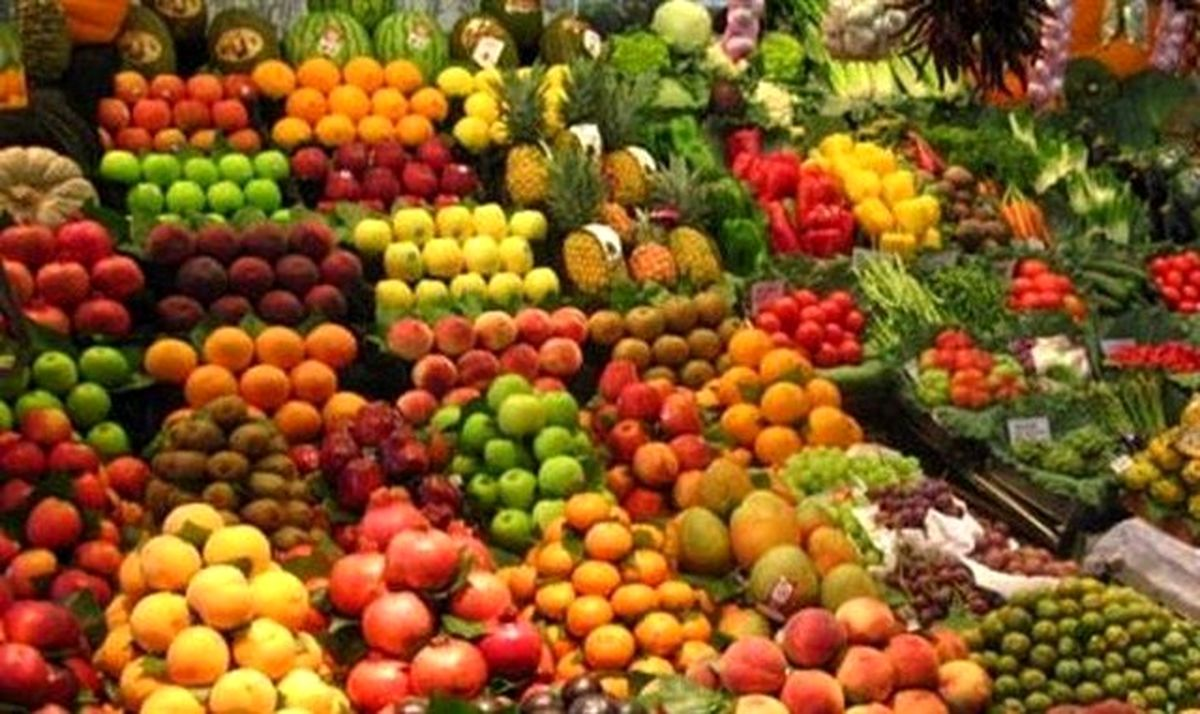 مقاصد ۸ گانه صادرات محصولات کشاورزی