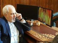 گفتگوی تلفنی ظریف و همتای چینی درباره شیوع کرونا