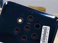 گوشی نوکیای جدید ۵ دوربین در پشت دارد +عکس