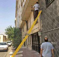 درآمدزایی با نردبانهای بلند